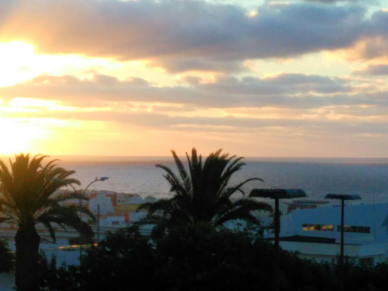 Sea view apartment in Puerto del Rosario