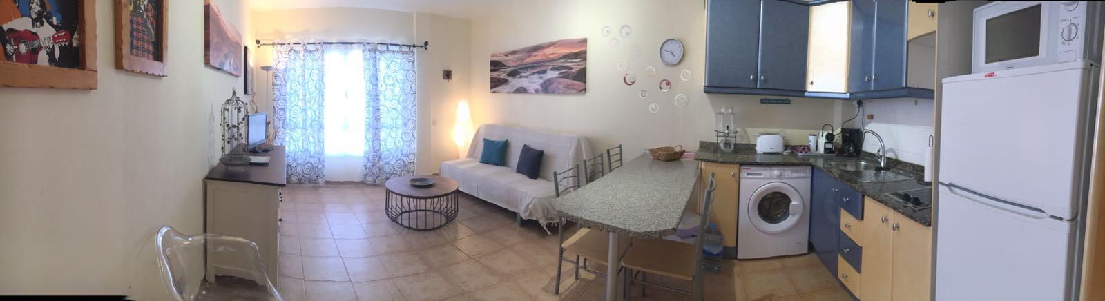 Apartment in Torremar Building