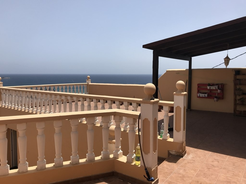 Detached house with amazing sea view