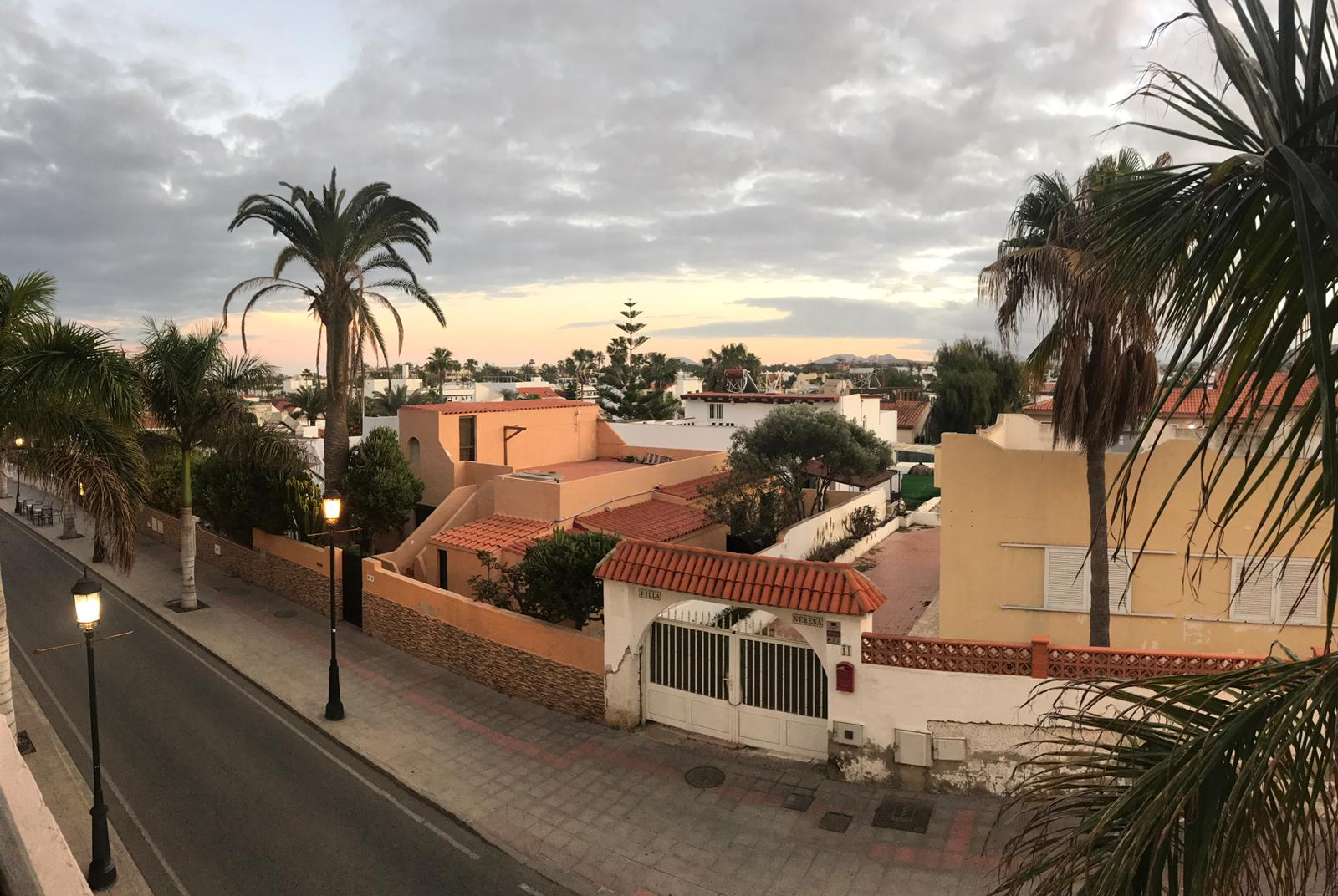 Three bedrooms apartment close to the Main Street